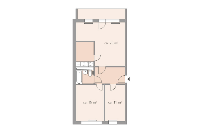 am anger friedrichsfelde unsere wohnanlagen. Black Bedroom Furniture Sets. Home Design Ideas